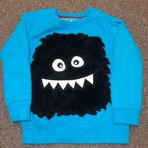 Kids Monster Friendly Sweater